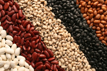Yes, it's true. Legumes like kidney beans and lentils should be an important part of your hair-care diet. Not only do they provide plentiful protein to promote hair growth, but also ample iron, zinc and biotin. While rare, some small studies show biotin deficiencies can result in brittle hair.