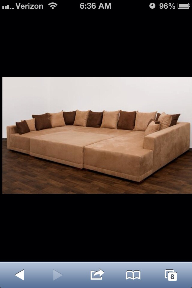 cool Big Couches That Look Like A Bed