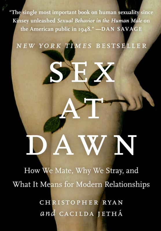 """It's an anthropological examination on marriage and monogamy, which questions many of the """"norms"""" we've set up in society. It'll also make you feel more normal when you're the only single person left in your group of friends."""