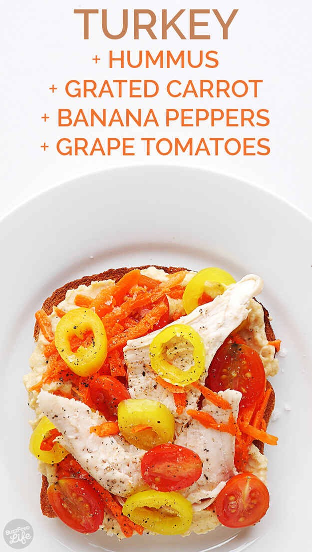 --> Salad Bar Toast