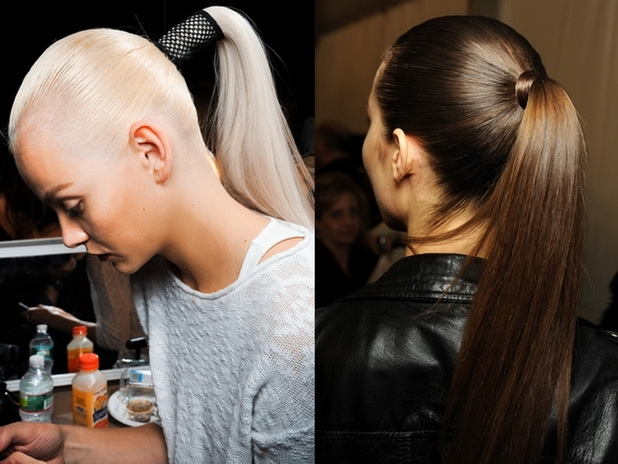 Cute Hairstyles For Straight Long Hair School - HairStyles