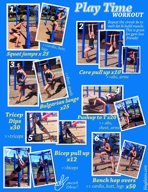 An easy way to make workouts more fun!