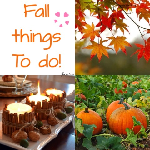 Keep reading for some fun fall things to do with your friends! With this you can enjoy your fall to the max! 😘