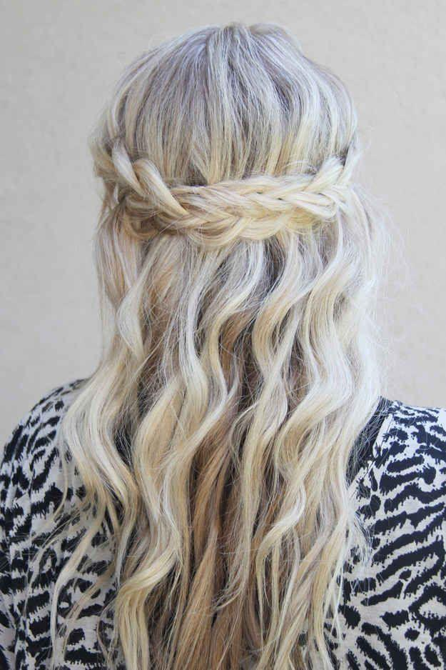 Really Cute Grad Hairstyle. Www.buzzfeed.com/graduation Hairstyles