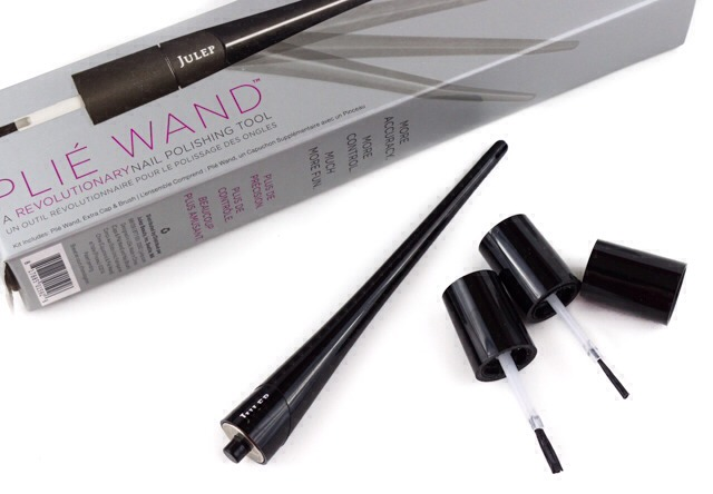 I love Julep products. The colors, the quality and their really innovative nail tools! I just got my Plié wand and I LOVE IT!