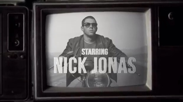 Jealous-Nick Jonas  I like this song a lot! It's catchy and the videos really cool too!