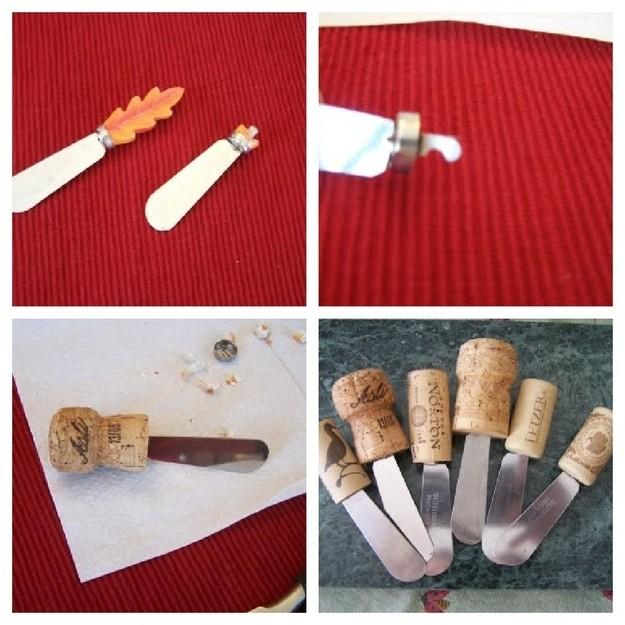 Create Cheese Knives