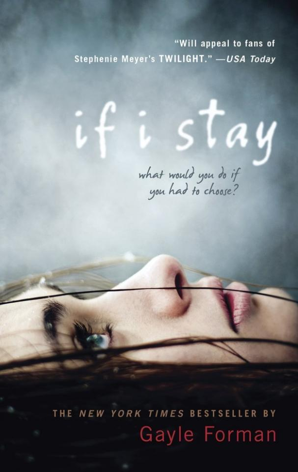 Seventeen-year-old Mia slips into a coma after a bad car accident. She has an out-of-body experience, watching as friends and family visit, and needs to choose to live a difficult life or die peacefully. The highly anticipated sequel Where She Went is just as good as its predecessor.