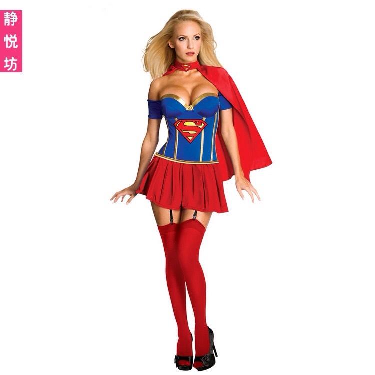 1. Superwoman