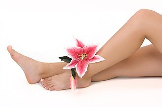 Want silky smooth legs? I have a special routine to make your legs super soft!