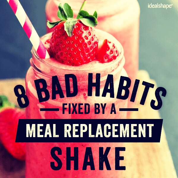 --> A meal replacement shake is more than just a low-calorie meal. With convenience, versatility and appetite control, it often helps people pull off a complete nutrition and fitness makeover.