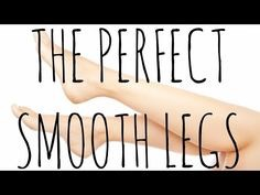 Put some on after you shave your legs will be soooo smooth