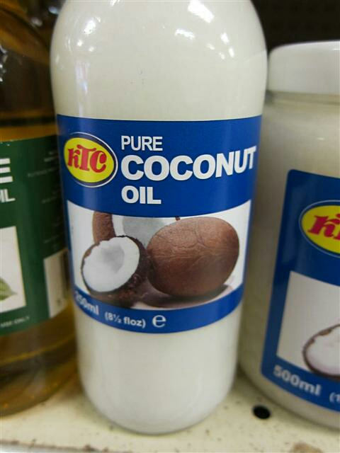 4. Coconut Oil  Coconut oil is a natural moisturizer that can help heal chapped lips caused by cold or dry weather. Simply apply pure coconut oil several times a day on your lips to keep them moist. You can also use olive oill.