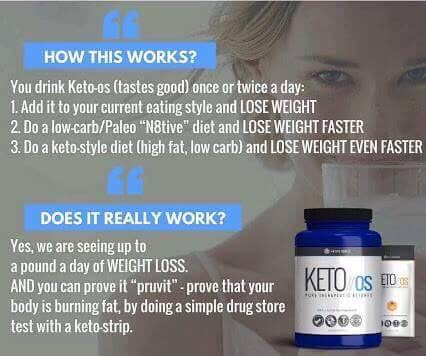 Keto OS is the only formula of its kind ❤️ and it is mind blowing how it works! christineh.pruvitnow.com