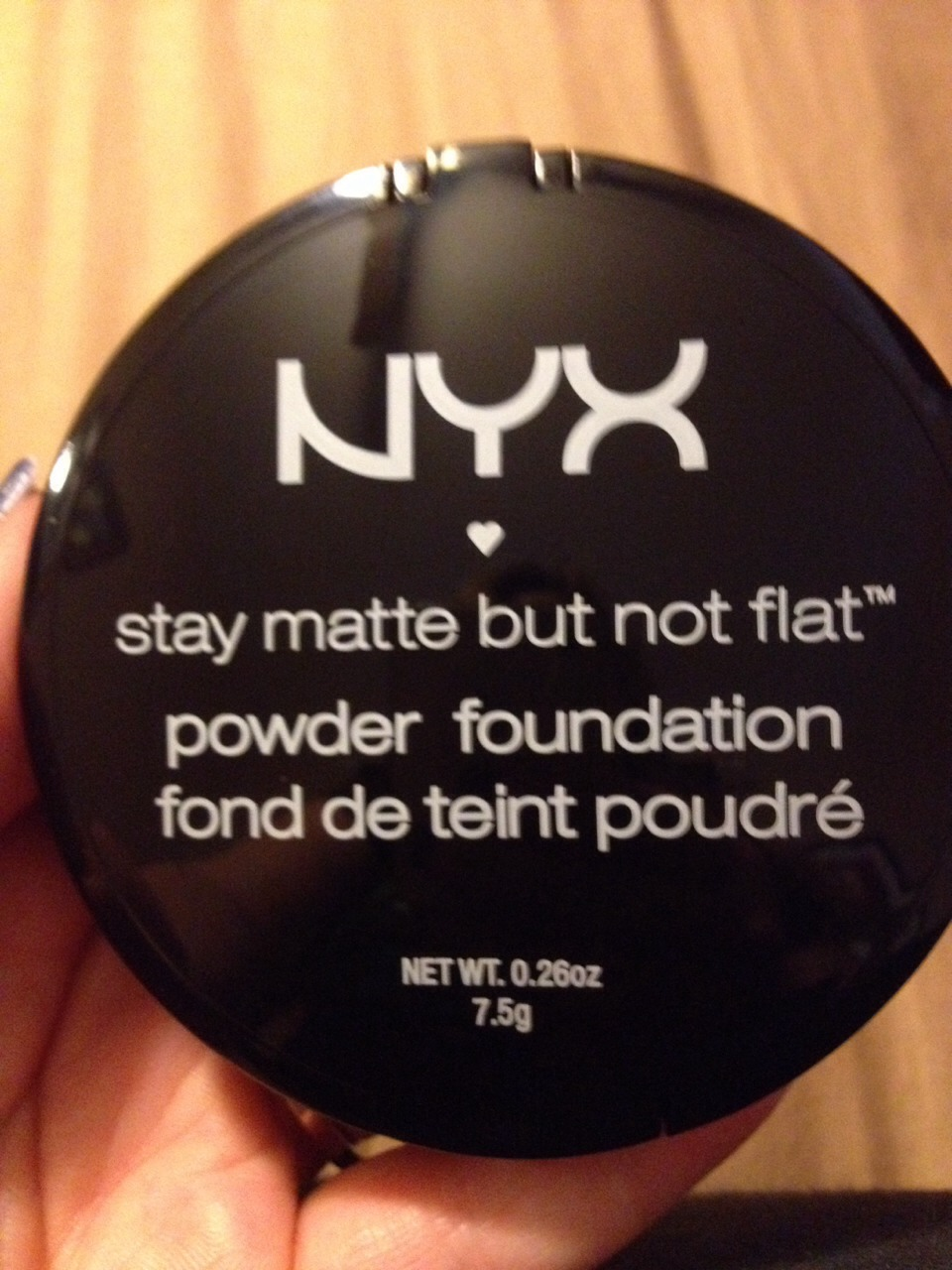 This foundations evens out everything looks so great $9.99
