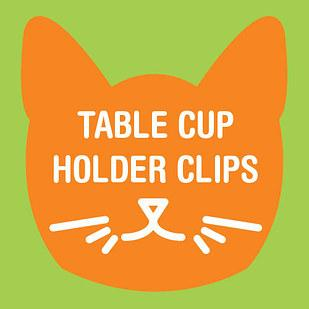 8. PROBLEM: My cat always knocks over cups on my table!