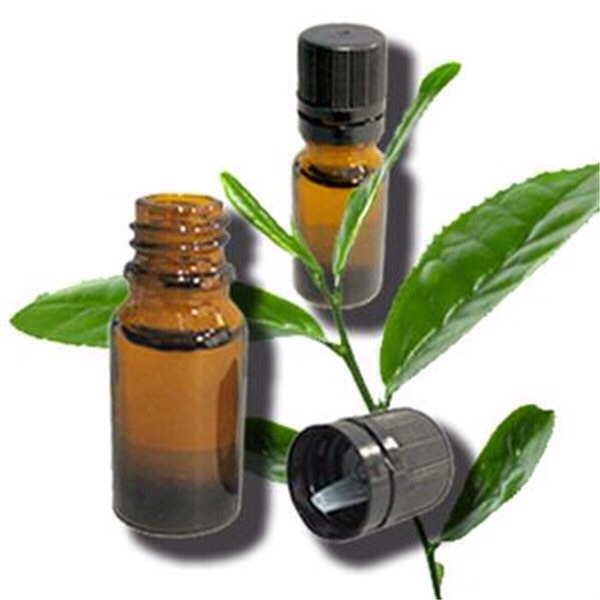 Rinse the vaginal area with diluted tea tree oil. Tea tree oil is an antiseptic and a few drops can be added to your bath.