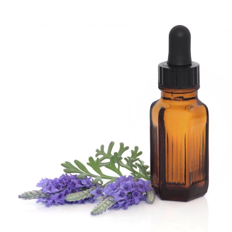 20-30 drops of essential oil (Optional)