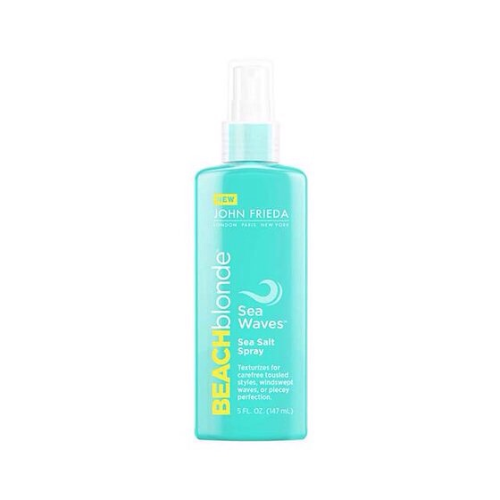 John Frieda Beach Blonde Sea Waves Salt Spray, $10; ulta.com