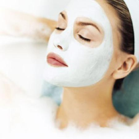When you're having a bath is the best time to apply a face mask as you've got time to let it absorb into your face and you're certainly in the right place to rinse it off!