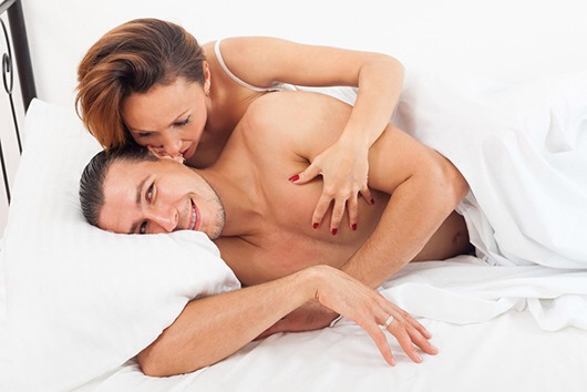 You've got a great sex life with your man. Or, maybe you've got a ho-hum sex life with your man but are otherwise happy. Still, unless you are a retired porn star, your guy may not be getting everything he wants from you in bed. Maybe he's shy about asking, or maybe he's afraid you'll think he's..,