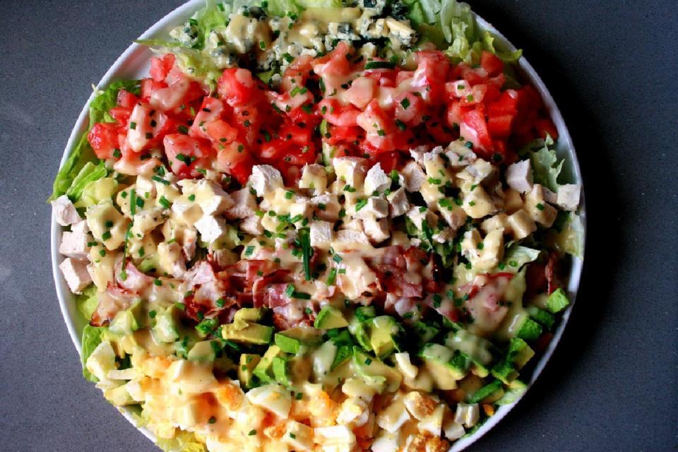 3. Cobb Salad