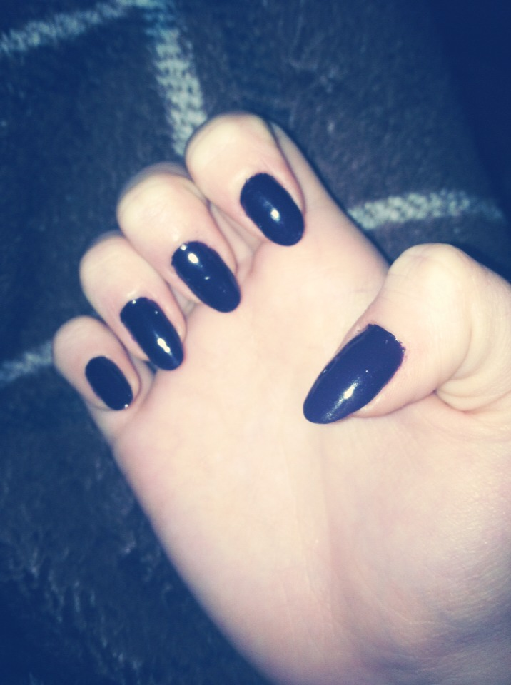 I have never done my nails this good!