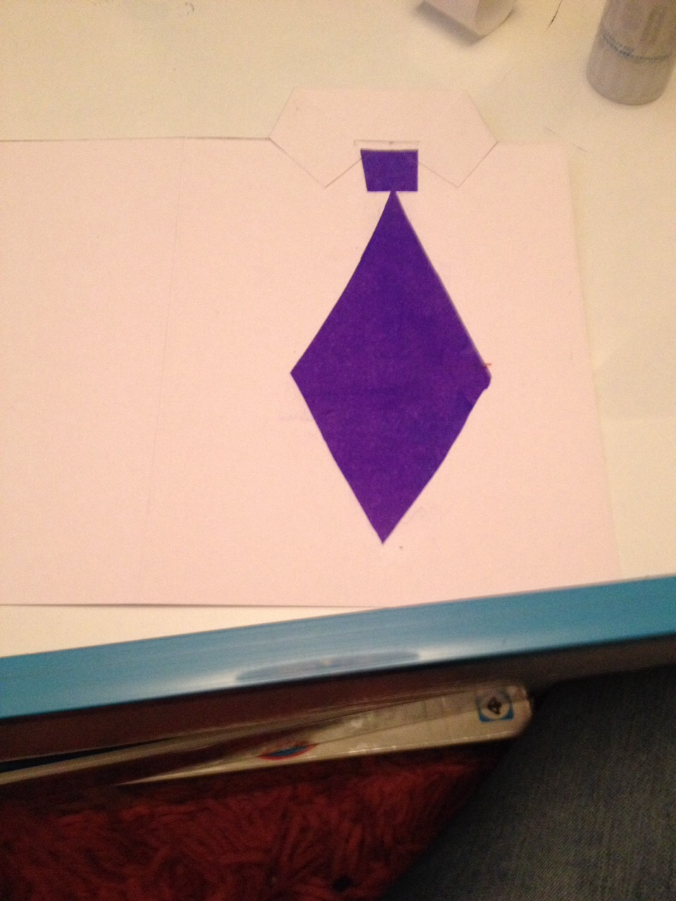 Put a diamond on the end of that trapezium