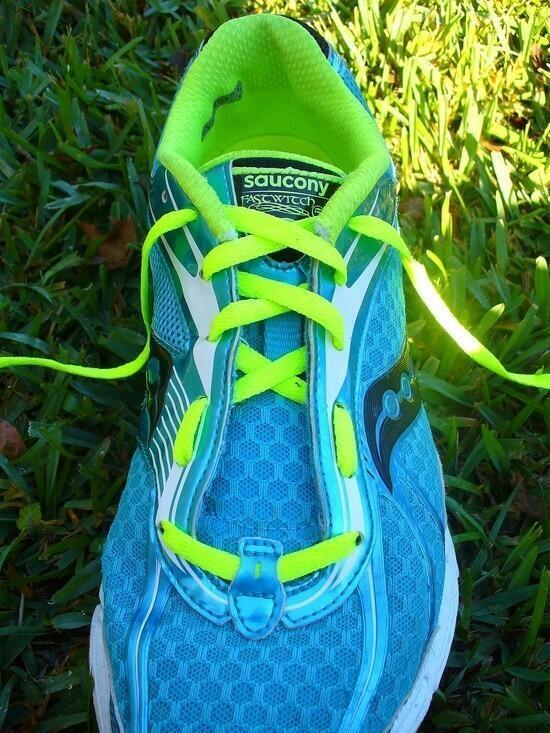 18. Make your sneakers extra comfy with this shoelace pattern.