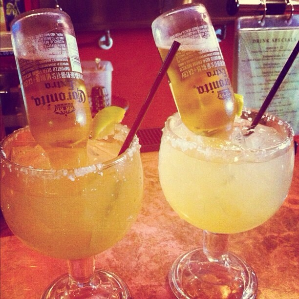 """ Mexican Bulldog Margarita""yummy👌😋 By Olivia Garcia"
