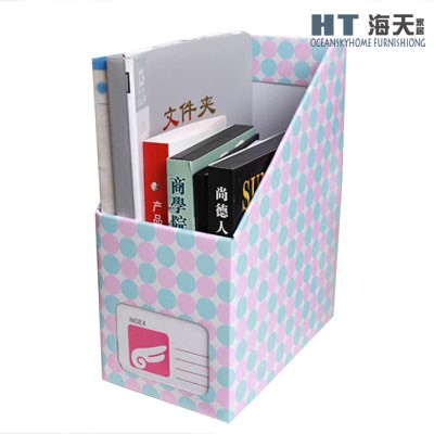 Use this organizer for your books, notebooks, papers, and magazines