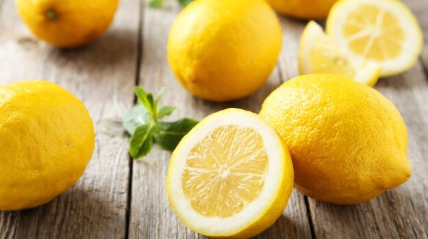 7- In a small bowl, combine 3 tablespoons of olive oil, salt and pepper.  8-Cut your lemon in half and press it to get the juice out