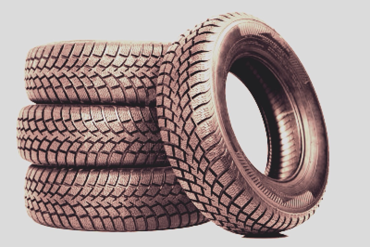 Check the tires air pressure, if its low on air it wastes more gas.