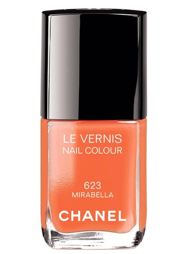 Chanel Le Vernis in Mirabella, $27, chanel.com