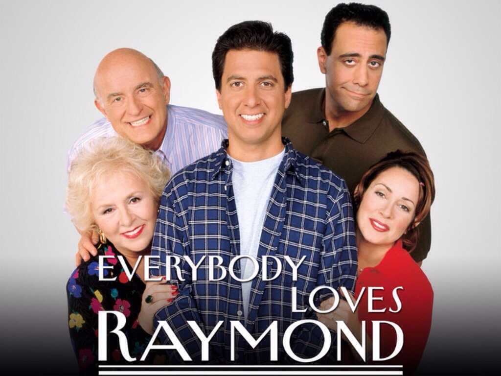 Everybody loves Raymond! It may be old, but this show will keep you laughing so hard you won't be able to breathe.