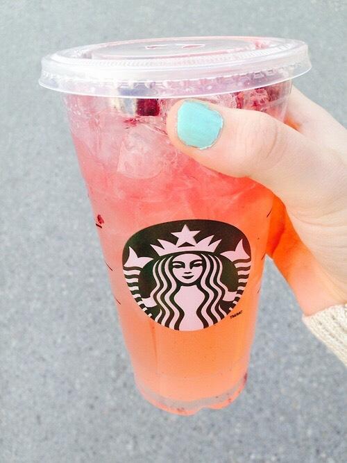Citrus berry tea