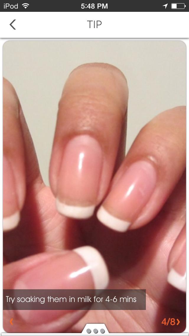 Want strong long nails? 💅