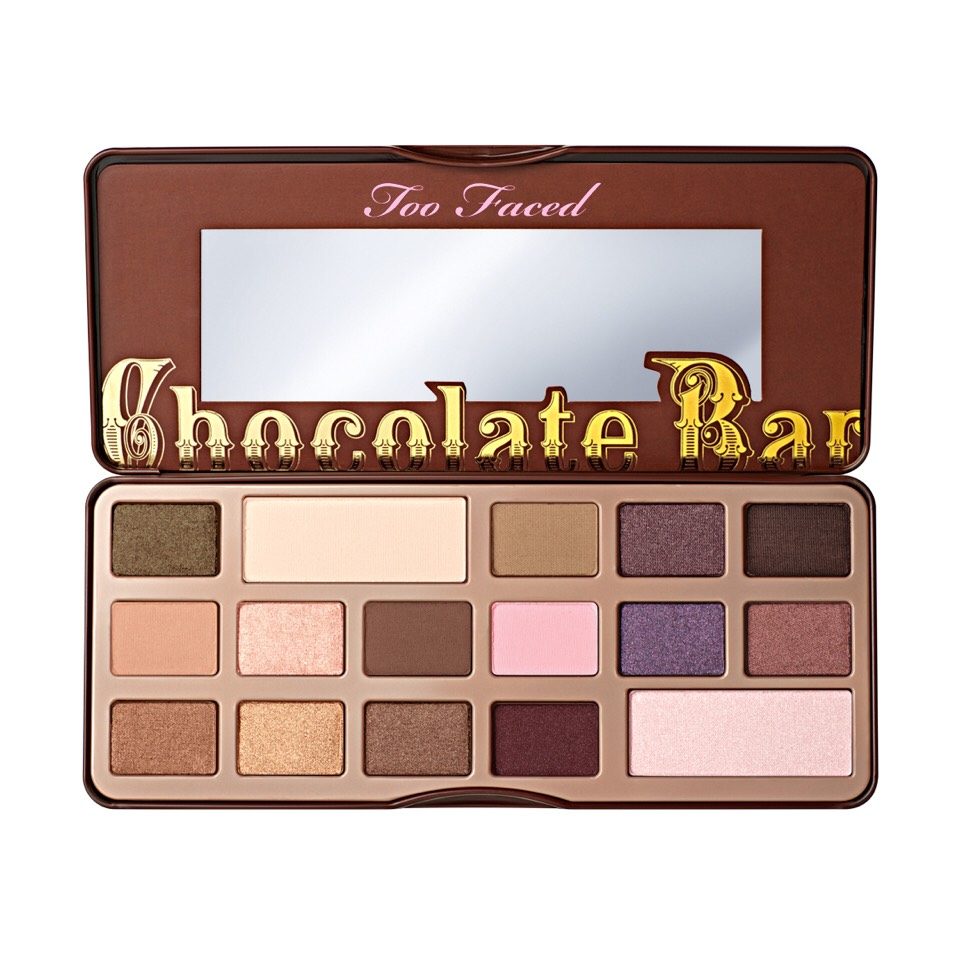 Can't afford the popular Too Faced Chocolate Bar palette or don't want to shell out the $?