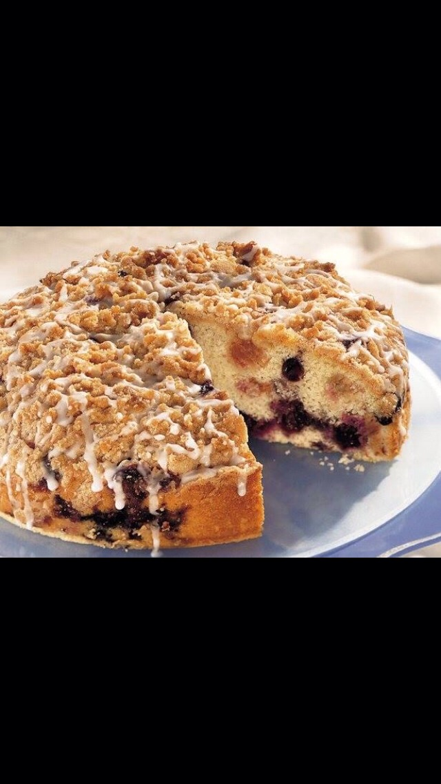 Best Overnight Coffee Cake