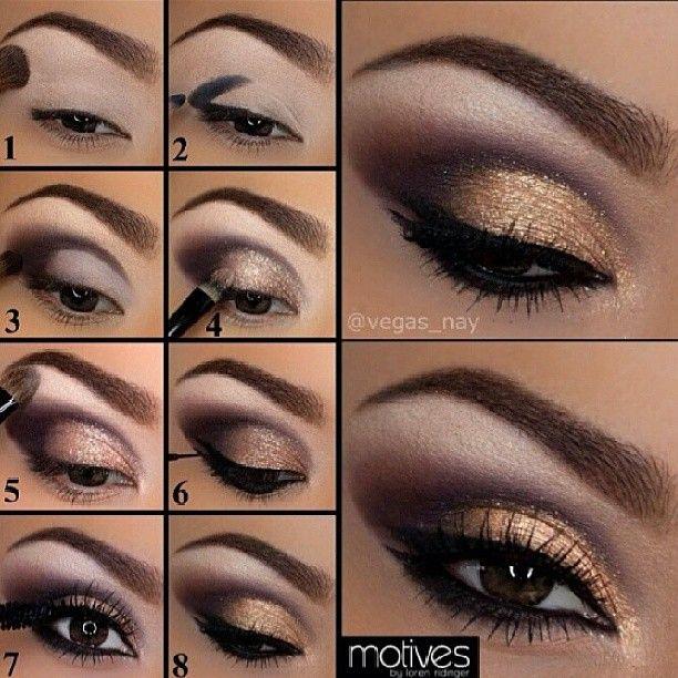 Cute Eye Shadow Ideas