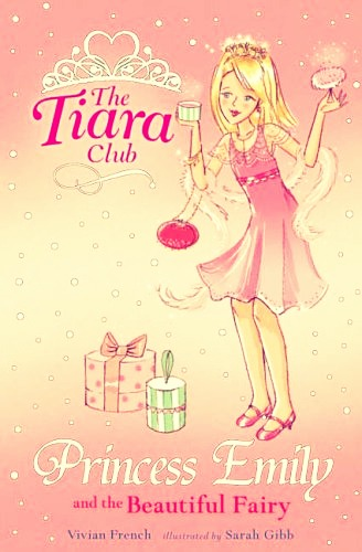 The tiara club is a club of princesses there is a lot of princesses