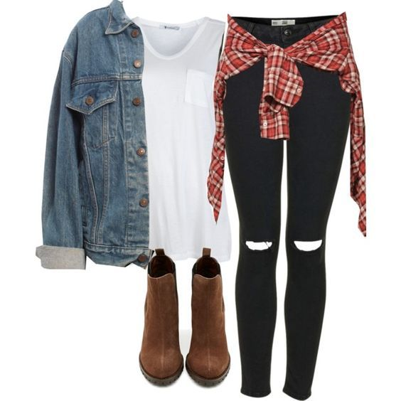 Back To School Outfits Ideas 2017 By Georgette Musely