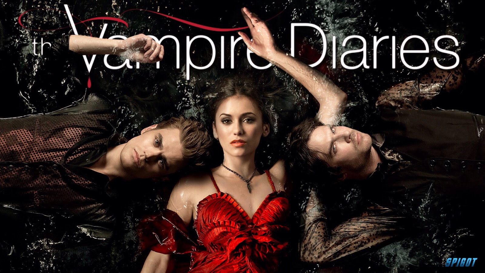 Vampire diaries 😍 cute guys and an action filled drama