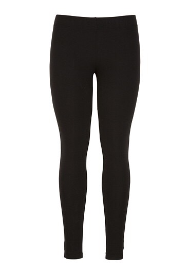 Some common leggings are amazing!! They're cute enough to wear around town and also not too uncomfortable.