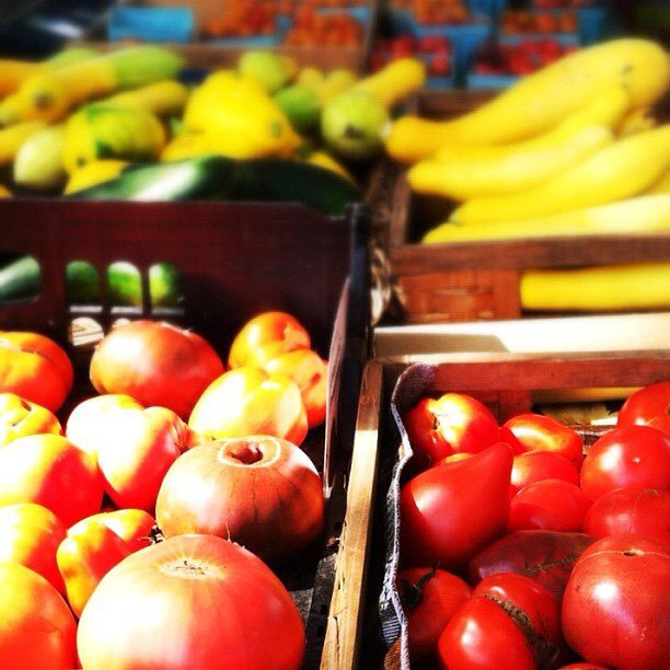 30.Take a trip to the farmers market