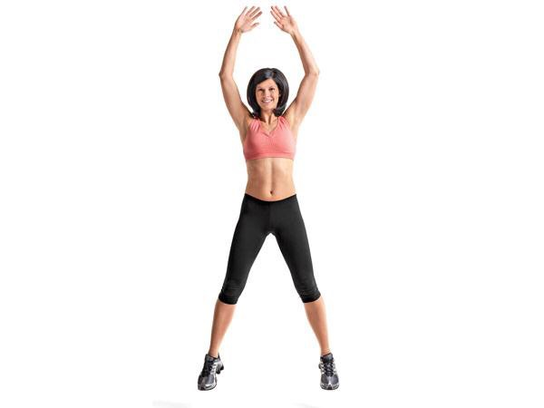 Jumping jacks are NOT a quick fix to burn calories. While it is good cardio, like all other exercises, to burn calories you need to work for them