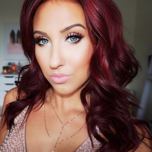 @JaclynHill on youtube!!!