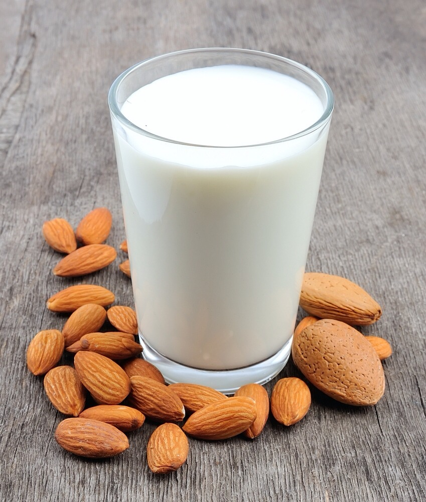 When I'm in the mood for milk or when I'm eating fiber cereals I drink Almond milk! Or sometimes coconut milk!