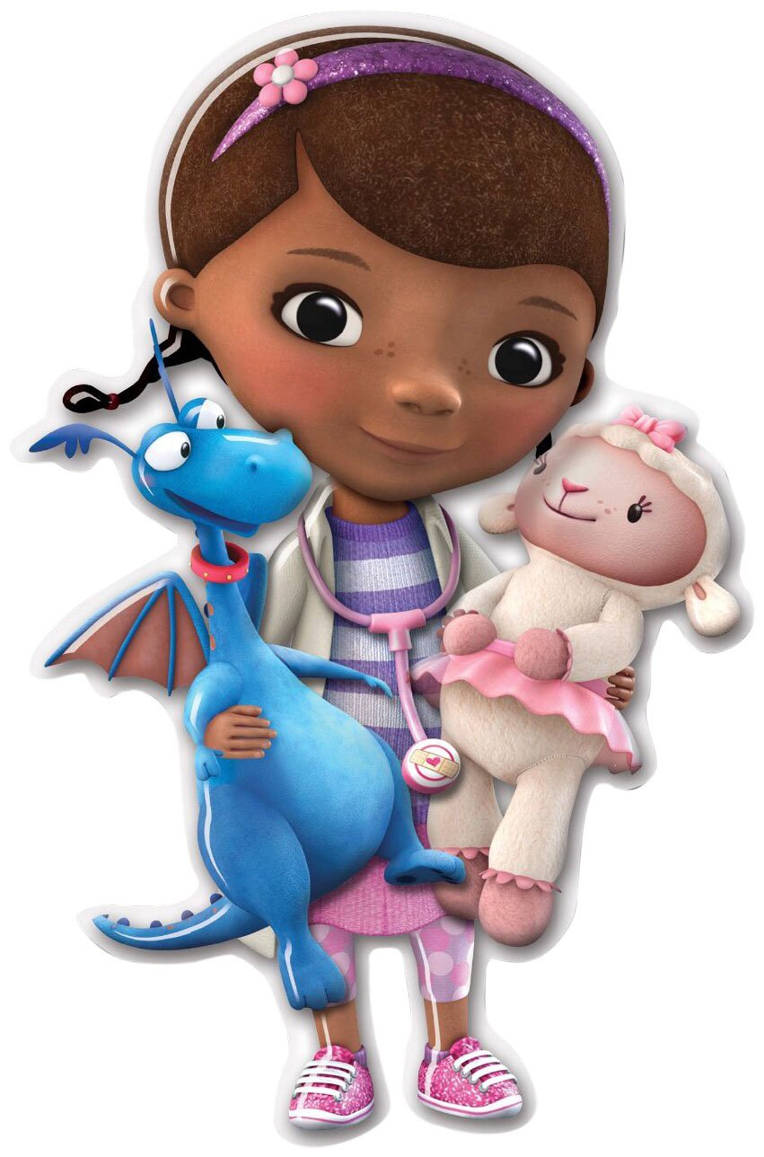 4. Doc McStuffins  This is one of the most kindest shows in the kid world. Doc teaches the children the importance of taking care of yourself. Also, if your child is afraid of going to the doctors, this show will loosen up their fears!