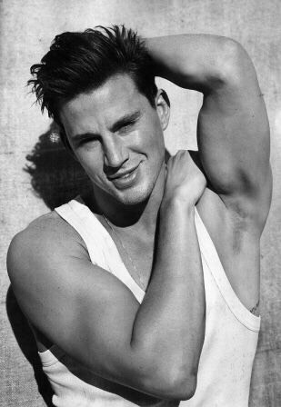 Channing is really cute ❤️❤️